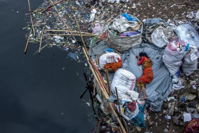 A Plastic Refuge