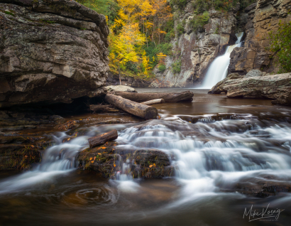 Linville Falls Plunge Basin Tr...