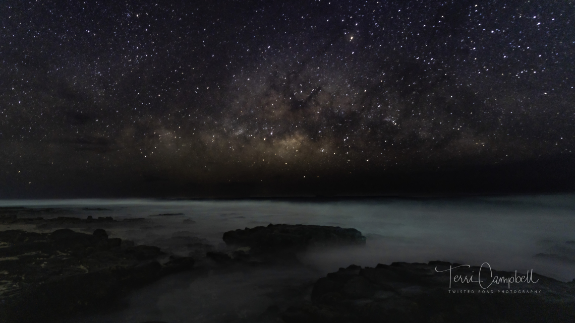 Milky Way- Hawaii