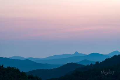 Blue Ridge Mountains North Car...