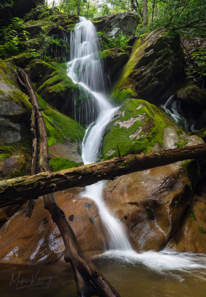Woodruff Branch Falls