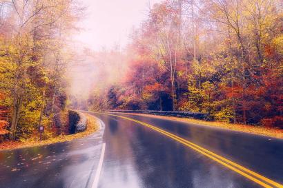 Road to Gatlinburg