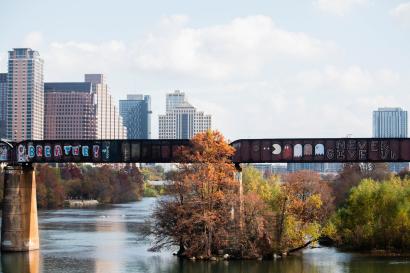 Fall in Austin