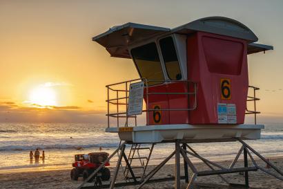 Pacific Beach in San Diego