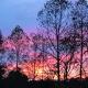 Sunset Lenoir North Carolina