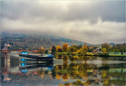 Fall on the Rhine
