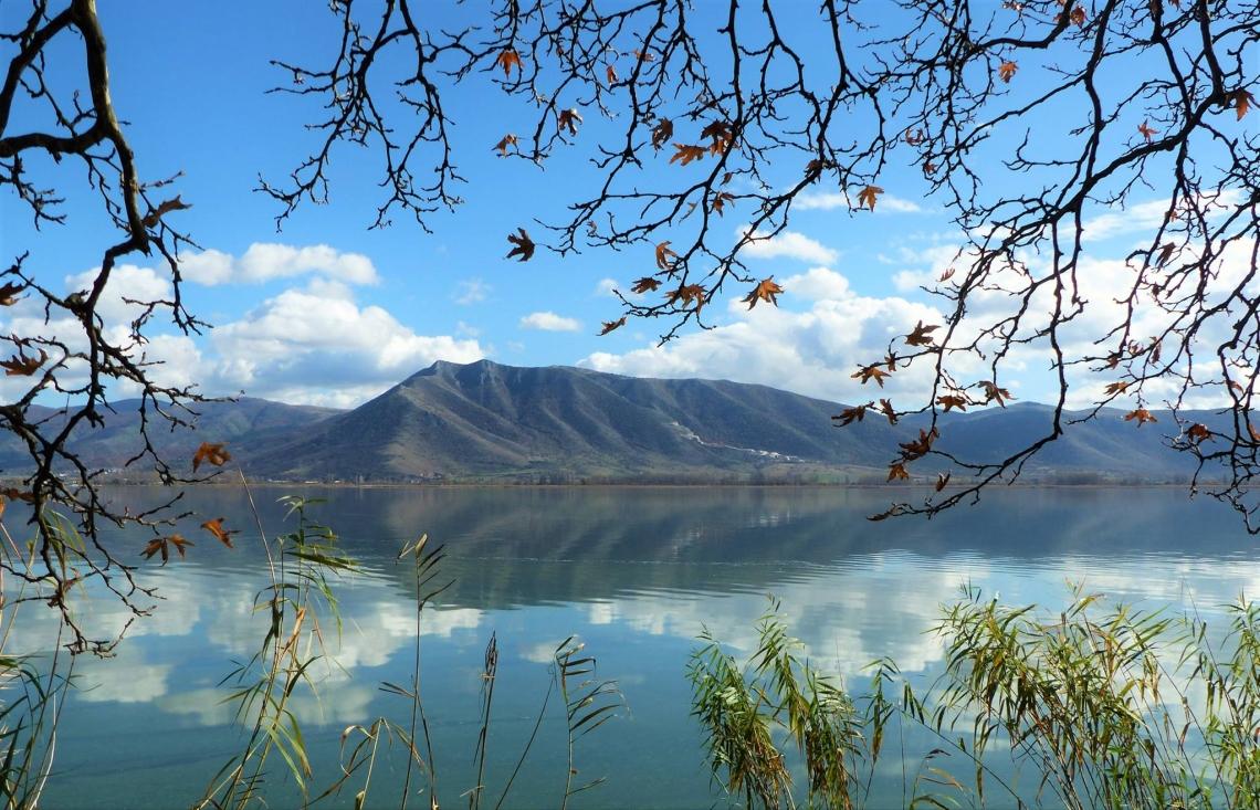 Fall in Kastoria