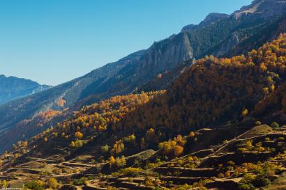 Dagestan autumn