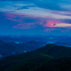Blue Hour From the Blue Ridge Parkway