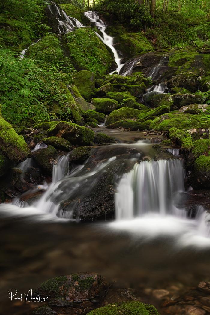 Little Bird Falls Cascade