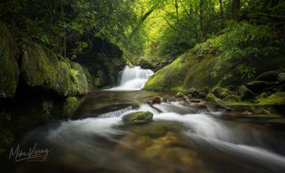 South Toe River Falls
