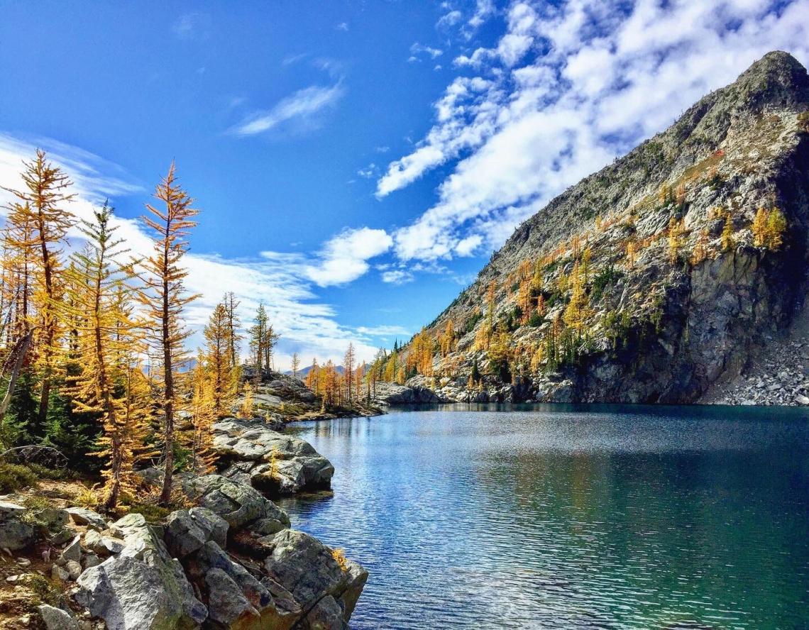 Stiletto Lake
