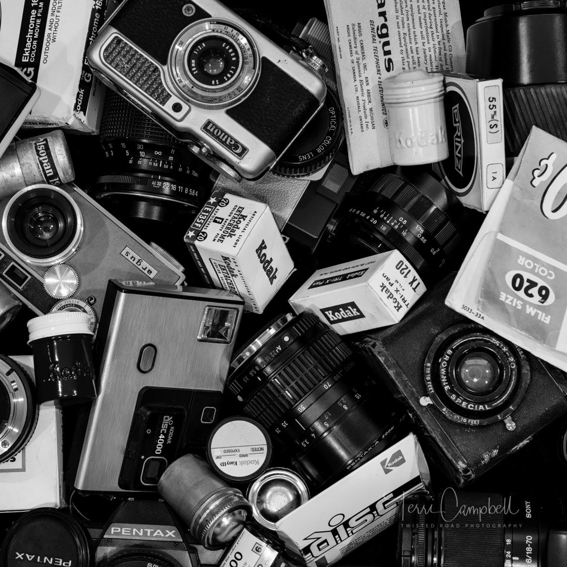 Camera Junkie