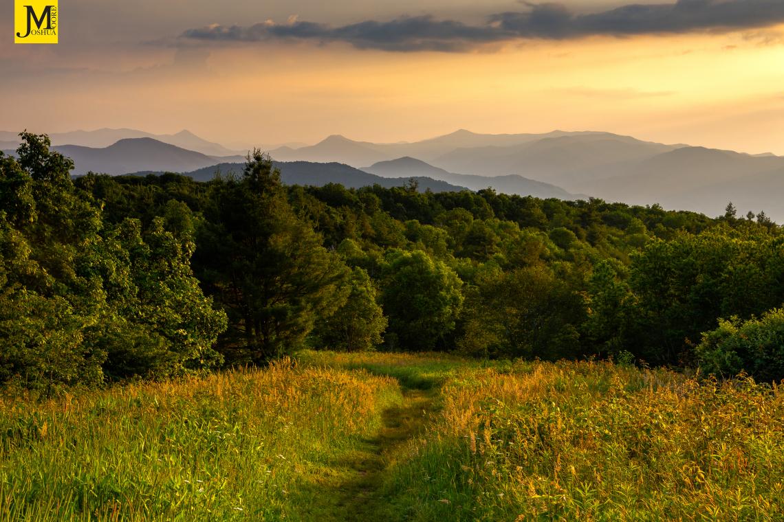 Appalachian Trail, Beauty Spot