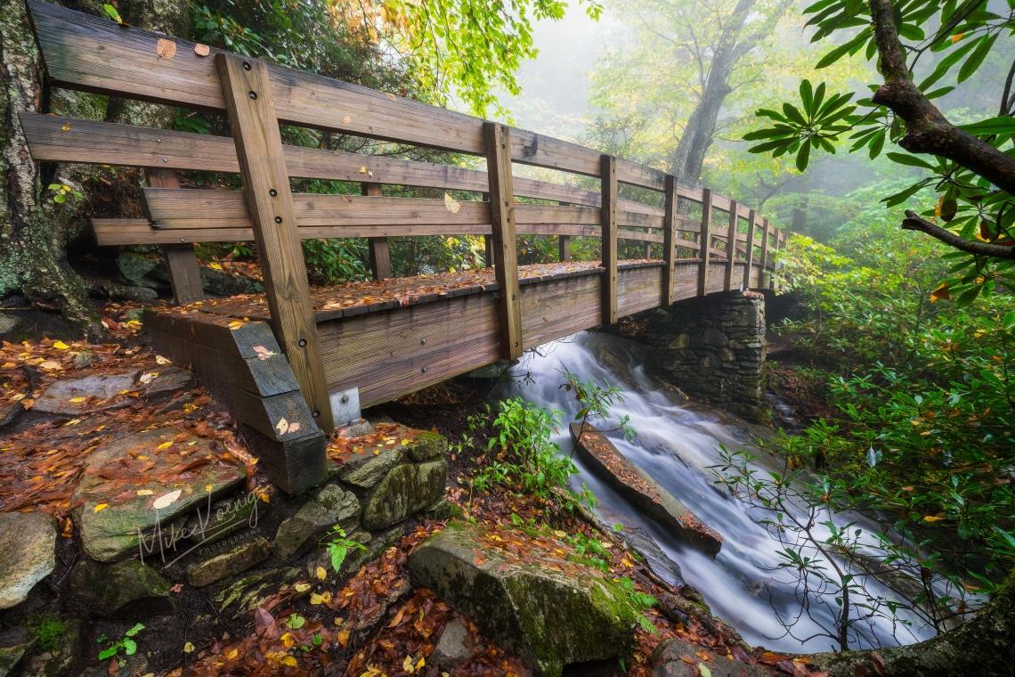 Tanawha Trail Grandfather Mountain