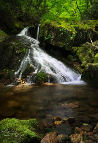 South Toe River Falls #3