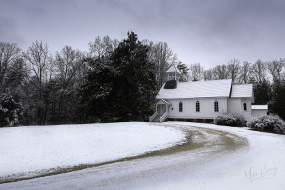 Chapel Of Rest Snow - Caldwell...