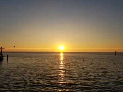 Pier Sunset