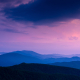 Blue Hour in the Roan Highlands
