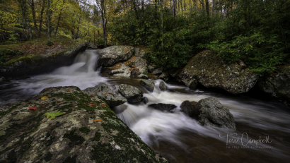 Fox Creek Falls